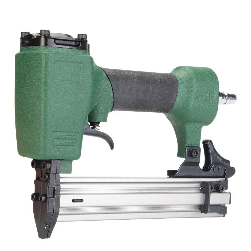 Air Nailer Tool Straight Nail Tool Pneumatic Nailing Stapler Furniture Wire Stapler F30