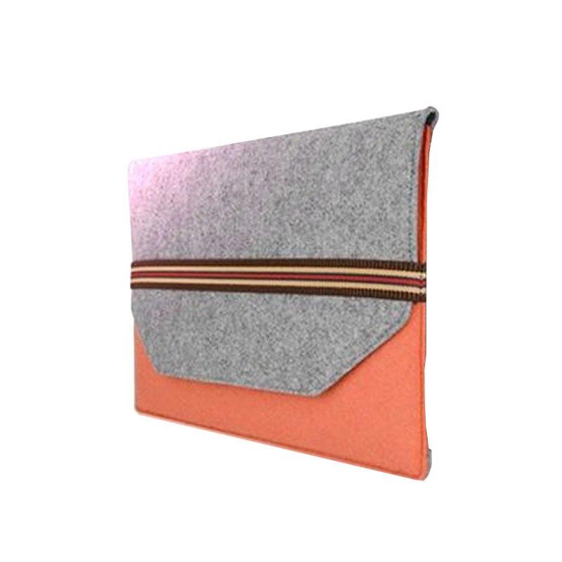 ECTOBE For Apple Macbook Wool Felt Laptop Bag Case 11