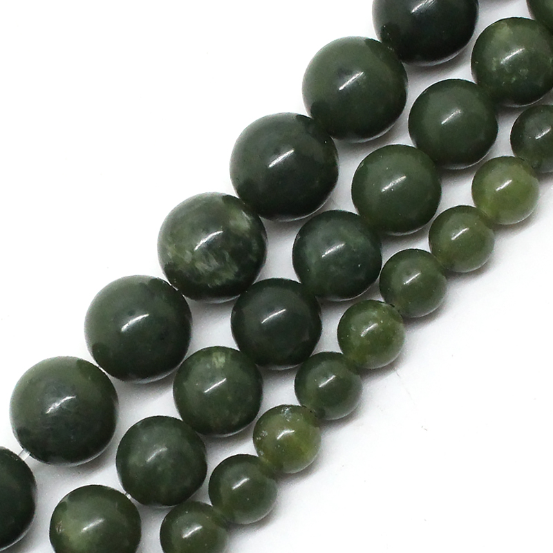 Beads Jewelry & Accessories 100% Quality 20 Pcs Xinjiang Hetian Jade Seed Material Loose Beads Original Stone Beads Bracelet Necklace Jade Diy Accessories Jade Accessor 2019 Official