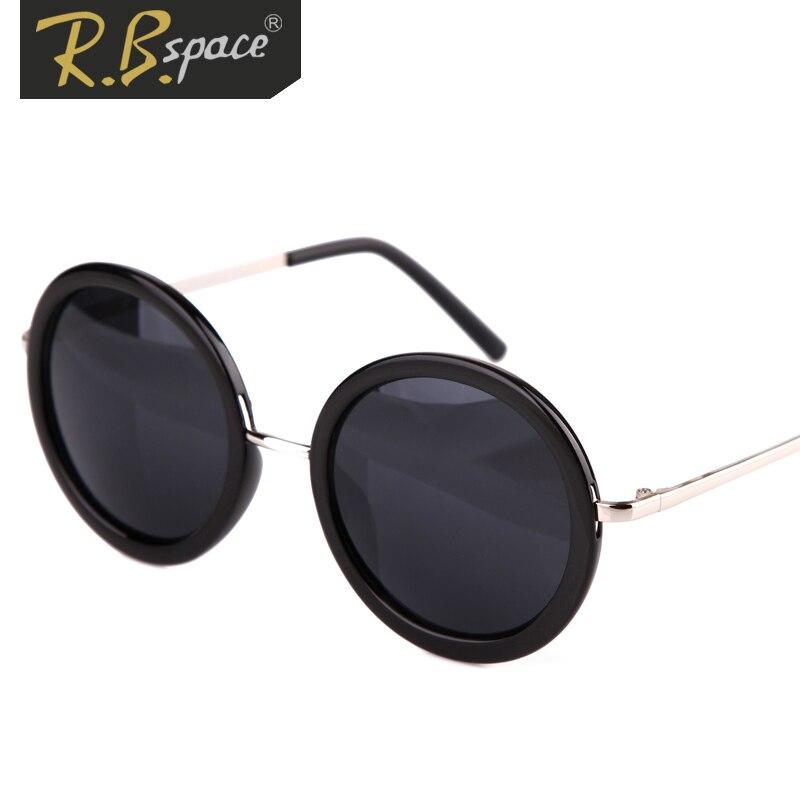 2015 Male Women round box personalized glasses princes mirror female circle sun glasses the trend of fashion sunglasses