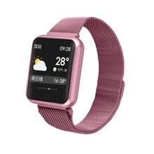 Smart wrist Band Heart rate Blood Pressure Oxygen Sport Bracelet Watch intelligent compatible For apple  xiaomi lenovo samsung