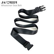 JayCreer регулируемый ремень безопасности для инвалидных колясок поясной ремень Ширина 3,5 или 5 см Длина 230 или 270 см