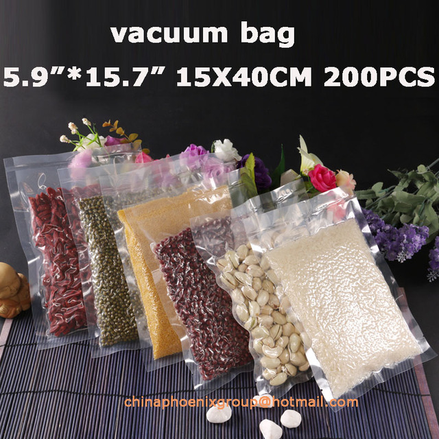 0.14mm 5.9 *15.7 _15x40cmPlastic Vacuum Bags for Food Storage & Aliexpress.com : Buy 0.14mm 5.9