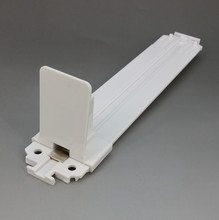 Plastic Shelf Cigarettes Automatic Pushing Machine L 286mm In Supermarket Retail Matched Dividers And Rails Good Quality 100pcs
