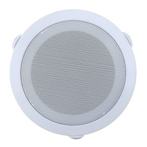 Image 3 - 10W 5 Inch  Metal Microphone Input USB MP3 Player Ceiling Speaker Public Broadcast Music Speaker for Home / Supermarket