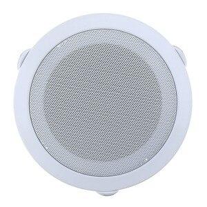 Image 3 - 10W 5 Inch Metall Mikrofon Eingang USB MP3 Player Decke Lautsprecher Öffentlichen Broadcast Musik Lautsprecher für Home/Supermarkt