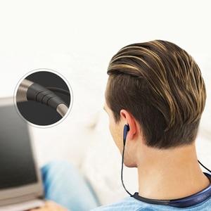 Image 5 - BG920 Wireless Bluetooth Sport Music Headphone  Stereo Handsfree Bluetooth Headset with Microphone Level U For Samsung