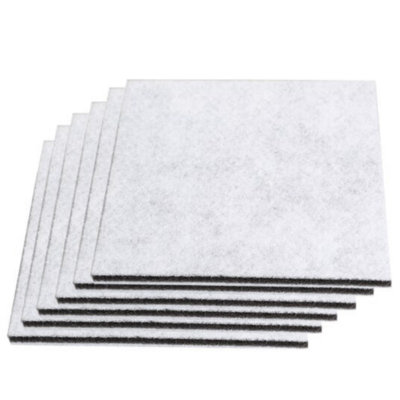 10Pcs/Lot Vacuum Cleaner HEPA Filter For Philips Electrolux Replacement Motor Cotton Filter Wind Air Inlet Outlet Filter