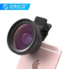 ORICO MPC-A 2 in 1 Mobile Phone Lenses Wide Angle + Macro Su