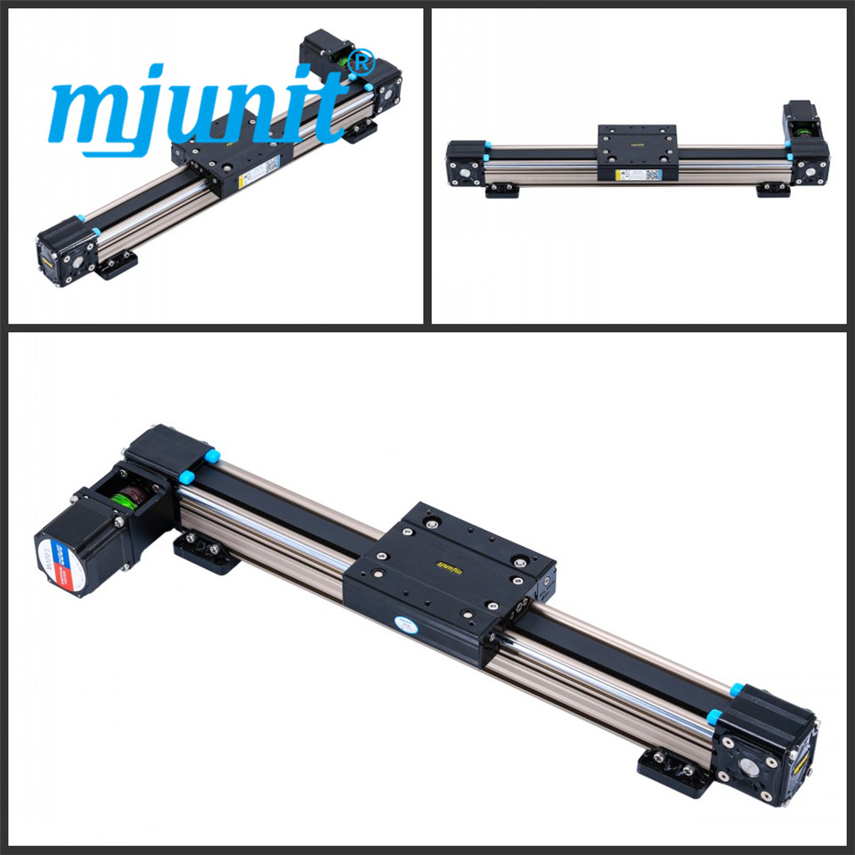 mjunit MJ50 1500mm stroke Linear Motion Bearing Slide Block for Linear Rail CNC mjunit xy postioning axis linear motion shaft support series slide cnc aluminum rail high quality
