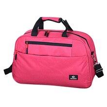 Oxford Women Travel Bag Female Duffle Luggage Girl Weekend Bags For Handbag 03T