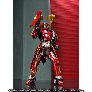 """Image 5 - 100% orijinal BANDAI Tamashii milletler S.H.Figuarts (SHF) özel aksiyon figürü maskeli Rider kalp """"Kamen Rider sürücü"""""""