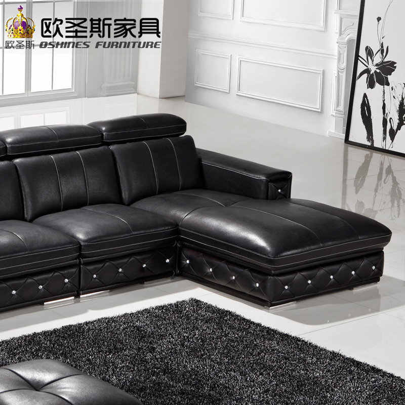 buy sofa set online latest sofa designs 2019 black l shaped modern ...