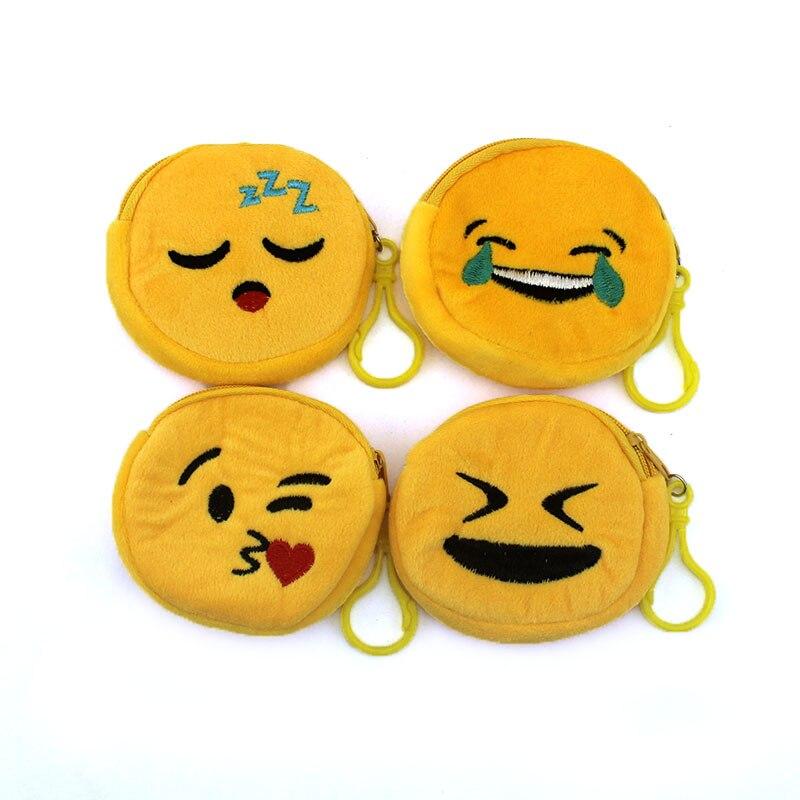 Kinder- & Babytaschen Kawaii Pac-mann Emoji Gesicht Spiel Geldbörse Carteira Magica Super Mario Mann Brieftasche Kinder Vorhanden Geldbörse Cion Mit Reißverschluss