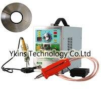 709AD+ 4 IN 1 Welding machine fixed pulse welding constant temperature soldering battery welder +1kg 0.15mm*5mm nickel
