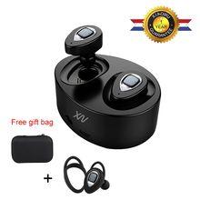 Sago mini Earphones k5 Wireless Bluetooth Headset k2 Twins Stereo Built In Mic and Charging Box