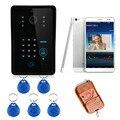 HD 720P Smart Video Doorbell Camera Wifi Video Door Phone IR Night Vision