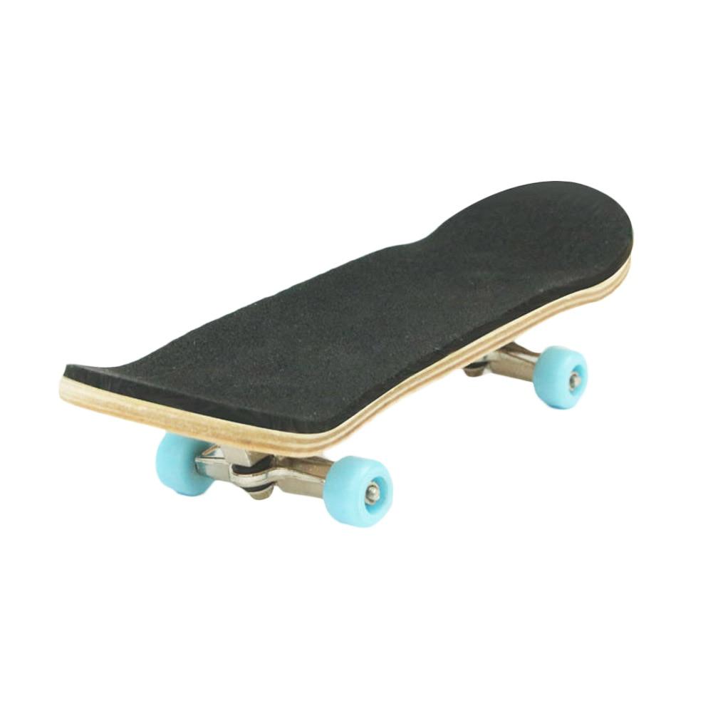 New Style Maple Wood Cute Party Favor Kids Children Mini Finger Board Fingerboard Skate Boarding Toys