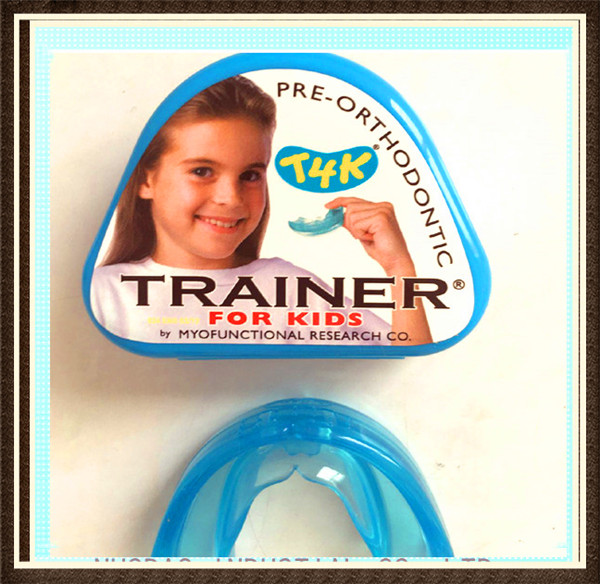 Australia T4K Pre-Orthodontic Trainer/Dental Teeth Traniers/dental material orthodontic appliance Trainer original goods good quantity trainer a2dental orthodontic braces tooth orthodontic appliance trainer alignment for adults