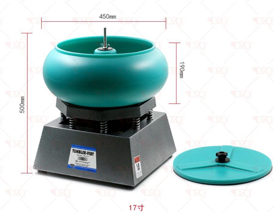 14,5 кг Ёмкость Jewelry в стиральной машине шлифовальные машины жемчужина польских машина большой Вибрационный массажер рок
