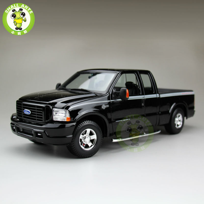 1:18 Scale FORD F 350 Super Duty Diecast Car Model Maisto 36690 maisto машинка инерционная sandman ford f 150 xl