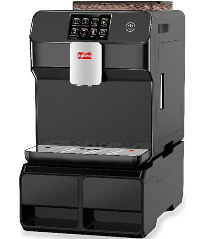 Fully automatic one touch screen cappucinno .latte.espresso coffee machine/cafe machine can be connected to water tap-in Coffee Makers from Home ...