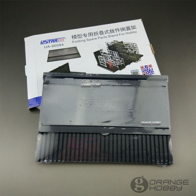 купить OHS Ustar 90084 Folding Spare Parts Stand for Hobby Modeler Craft tools Modeling Accessory по цене 1802.46 рублей