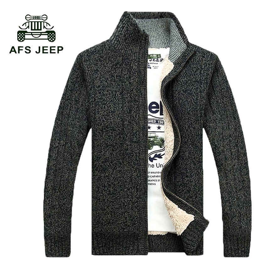 free shipping 2015 Brand Sweater Men Thick Male Cardigan Fashion Out wears Men s Casual Brand