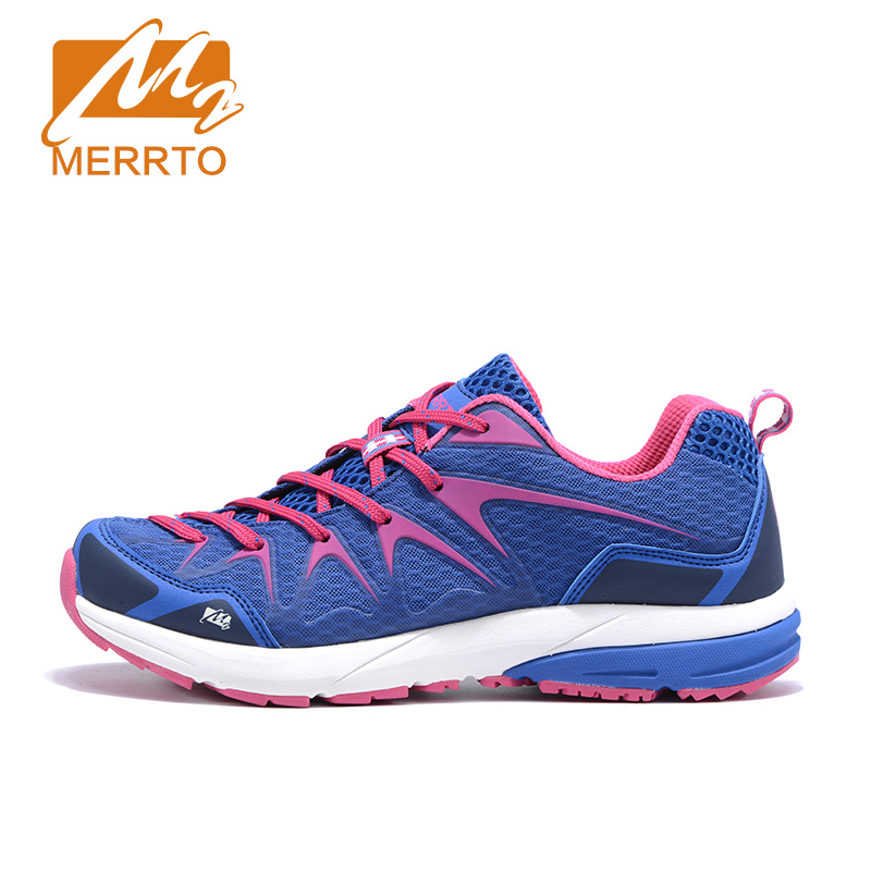 MERRTO Brand Summer  Multi-color comfortable outdoor sport shoes for Women soft fabric and breathable running shoes#MT18658 free shipping candy color women garden shoes breathable women beach shoes hsa21