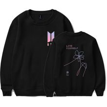 BTS Love Yourself Cover Sweatshirt