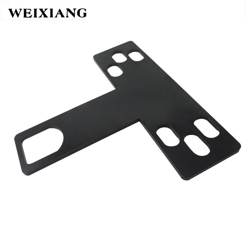 Universal Car Seat Latch Interfaces Guide Bracket Baby Car Safe Belt Holder Latch Retainer For Child Safety Seat Adjustable