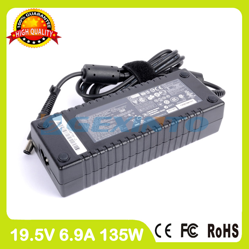For HP 19.5V 6.9A 135W Ac Adapter Charger PA-1131-06HE 481420-002 592491-001 PA-1131-06HH 593976-001 608427-001
