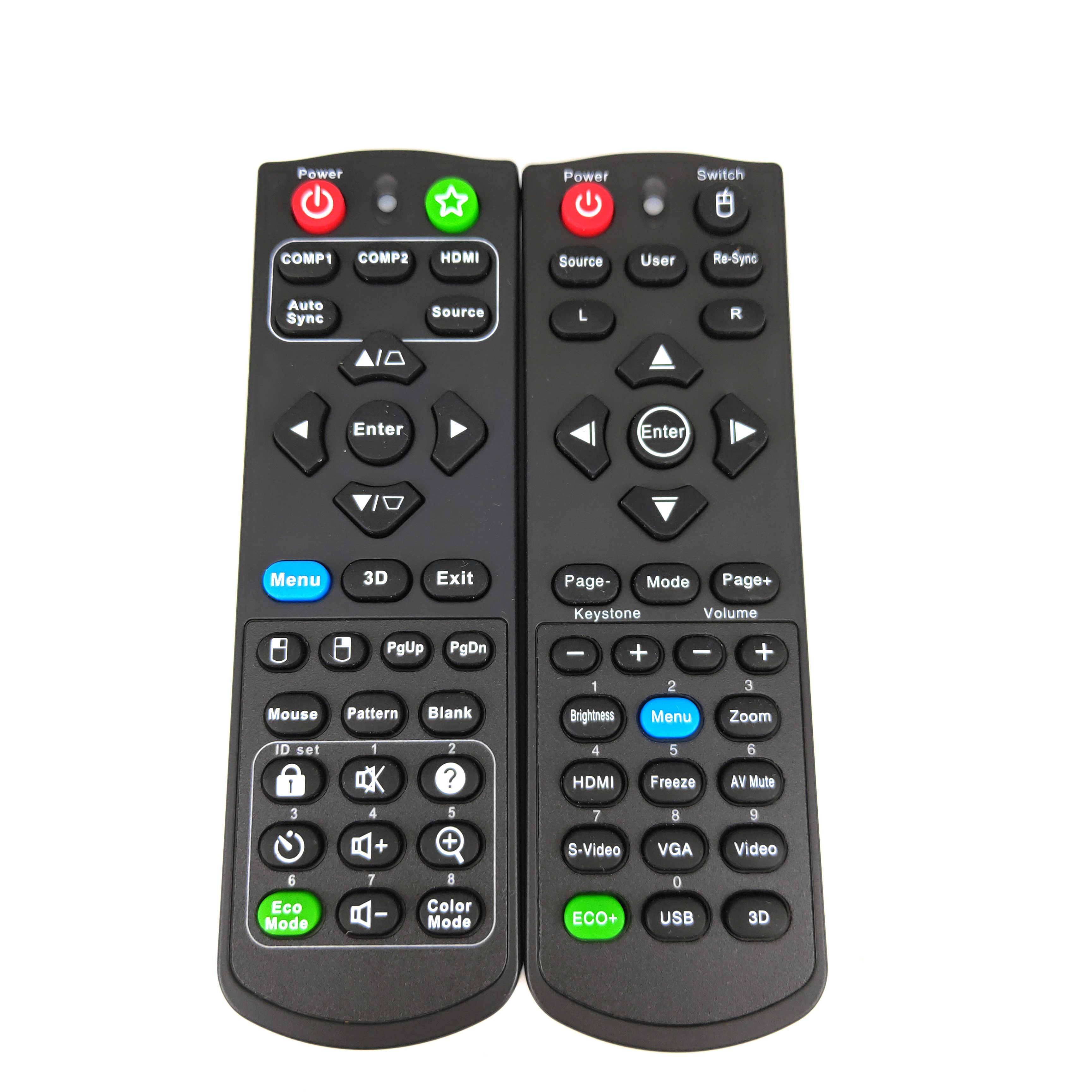 Nieuwe Originele voor viewsonic projectoren 3d afstandsbediening RCP01051 PJD6552LWS PJD6552W PJD6552LW PJD6223 PJD6253 PJD7820HD PJD5324