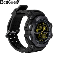 Bakeey DX16 50 ATM Waterproof 12 Months Standby Sport Record Call Reminder Alarm Smart Watch support Alarm Alert 5ATM waterproof