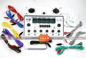 Image 2 - Electro akupunktur gerät nadel stimulator KWD 808 II 6 kanal ausgänge Schmerzen Relief Muscle Stimulator