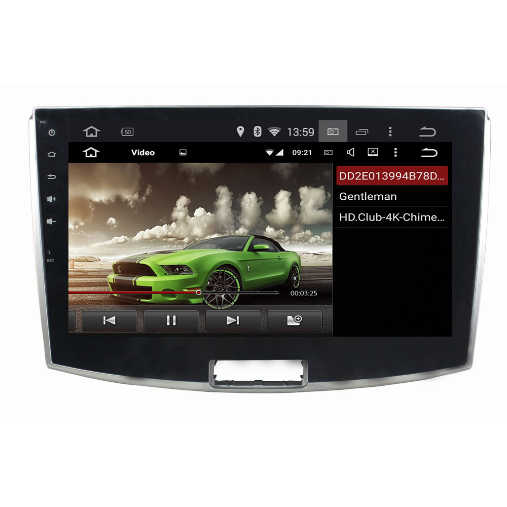 KLYDE 10.1 2 Din 8 Core Android 8.0 For VW Magotan 2012 2015 Car Multimedia Player Car Stereo With Canbus