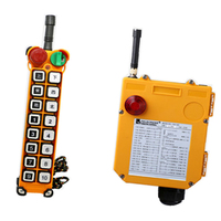 F24 16S for hoist crane 1 transmitter and 1 receiver industrial wireless redio remote control switch switches