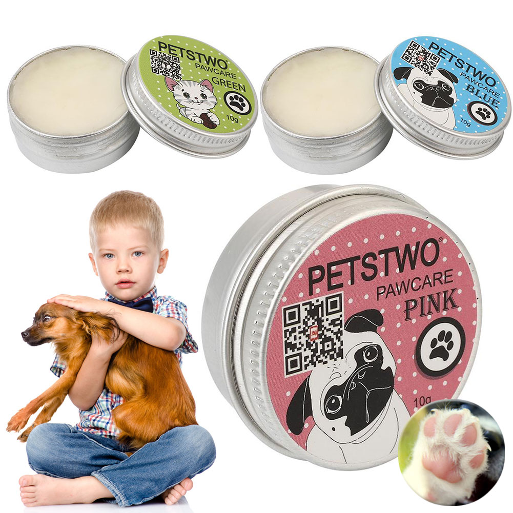 Pet Dog Cat Paw Care Cream Skin Moisturizing Protection Forefoot Toe Health 10g Gatos ...
