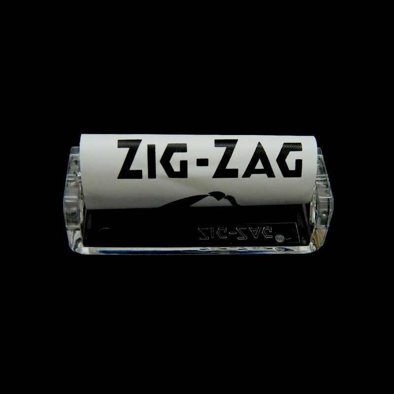Acryl 70mm Roll Maschine Hand Roller Tabak Injektor Manuelle Maker Roller Zigarette Roll Maschine