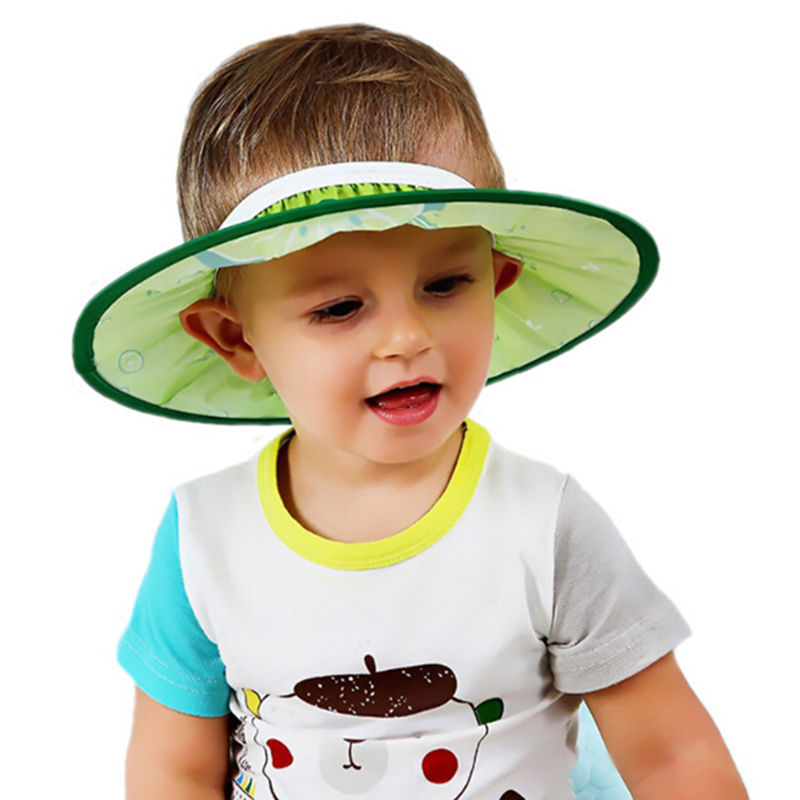 Soft And Safe Toddler Kids Washing Hair Shield Caps Baby