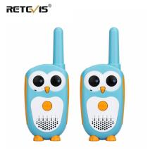 Get more info on the 2pcs Retevis RT30 Cute Cartoon Owl Walkie Talkie Kids Mini Portable Children Radio 0.5W 1CH FRS/PMR PMR446 2 Way Radio Toy Gift