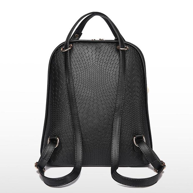 Fashion Travel Backpack Luxury Women Backpacks Casual Good Quality Female Leather Backpack Casual Lady School Backpacks LB300