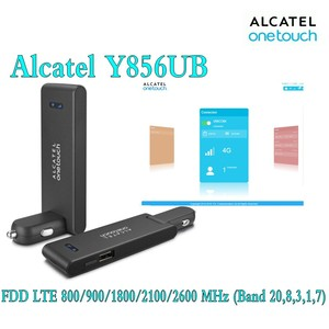 Lot of 20pcs Alcatel One Touch 4G LTE USB DongleAlcatel One Touch Y856 LTE WiFi Dongle