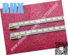 สำหรับซ่อม Toshiba 46EL300C LCD TV LED backlight หลอดไฟ 46   ซ้าย LJ64 03495A LTA460HN05 1 ชิ้น = 64LED 570 มิลลิเมตรใหม่