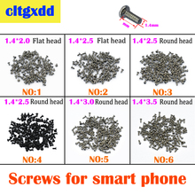 cltgxdd Replacement Full Screw Set for Antroid Smartphone universal screw ,1.4X2.0 2.5 3.0 3.5mm