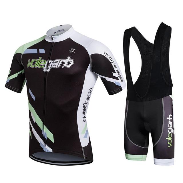 Specialized Cycling Clothing Set Bib Shorts Sport Short Sleeve