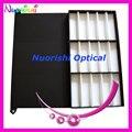 Q205-15, Q205c-15 очки дисплей box-очков дисплей для чтения очки-дисплей коробка с цветами в руках 15 шт. из оправы