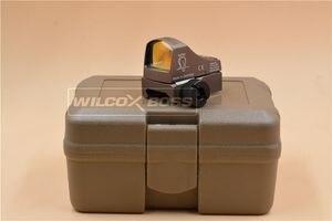 Image 1 - Óptica reflectante táctica Doctor Docter 3 III, Láser de brillo automático, ajuste de la vista de punto rojo, ajuste de cualquier soporte de riel de 20mm (Tan)