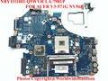 Motherboard laptop original para acer v3-571g gateway nv56r nby1111001 q5wvh la-7981p hm77 pga989 ddr3 totalmente testado