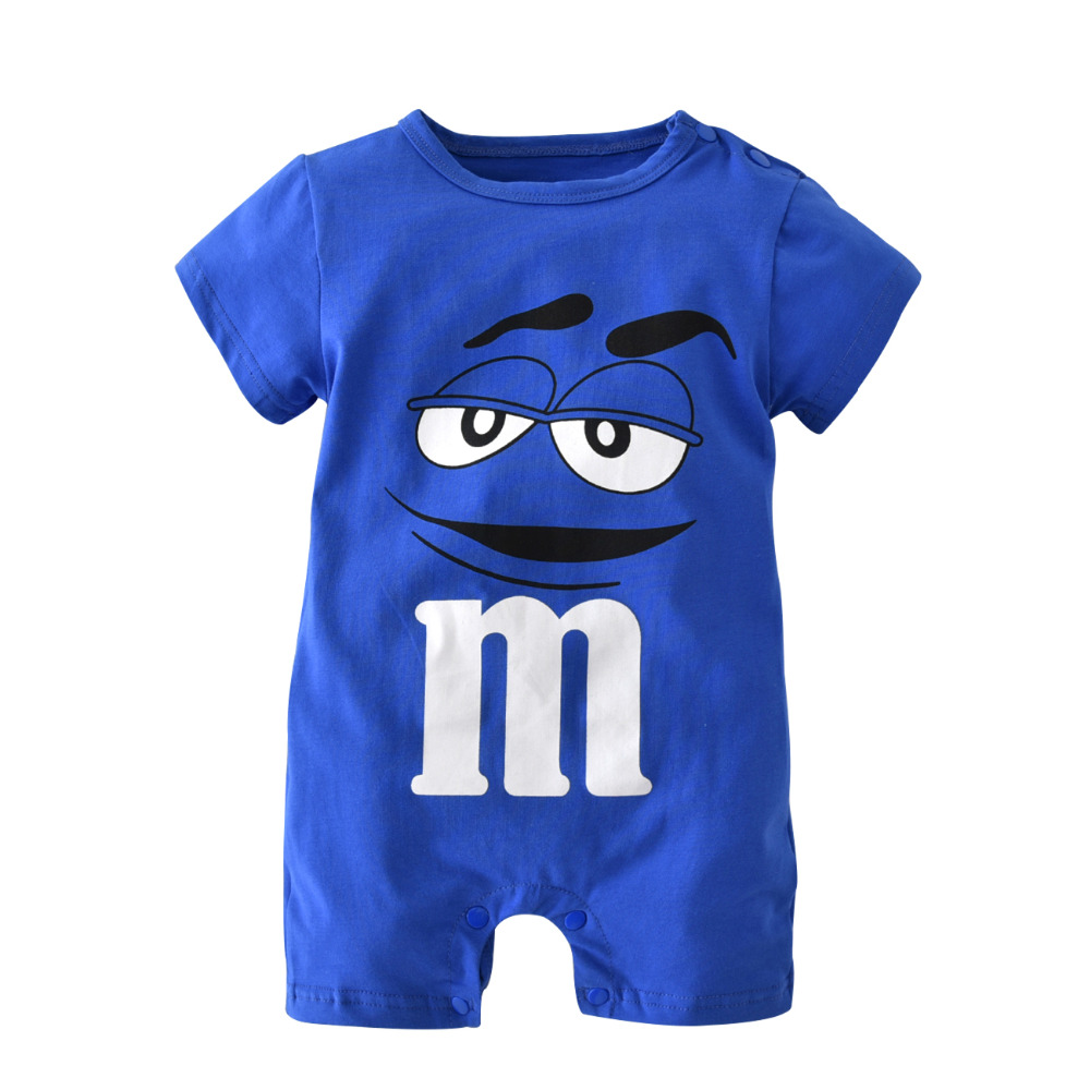 2017-New-fashion-baby-boys-girls-clothes-newborn-blue-and-red-Long-sleeve-Cartoon-printing-Jumpsuit-Infant-clothing-set-4
